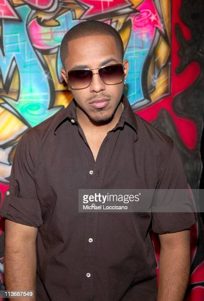 Marques Houston during Marques Houston Visits MTV2's 'Sucker Free' Airing March 28 2007 at MTV Studios in New York City New York United States
