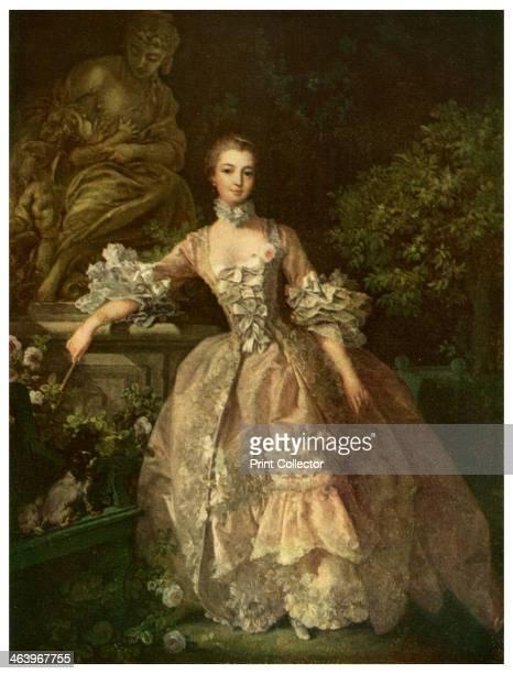 Marquise de Pompadour 1759 Born JeanneAntoinette Poisson Madame de Pompadour was the mistress of Louis XV of France From the Wallace Collection...