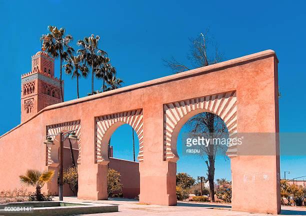 Marrakech, Koutobia mosque