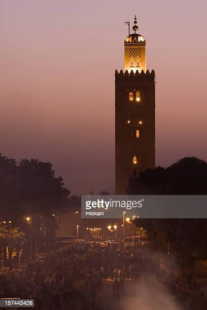 Marrakesh night