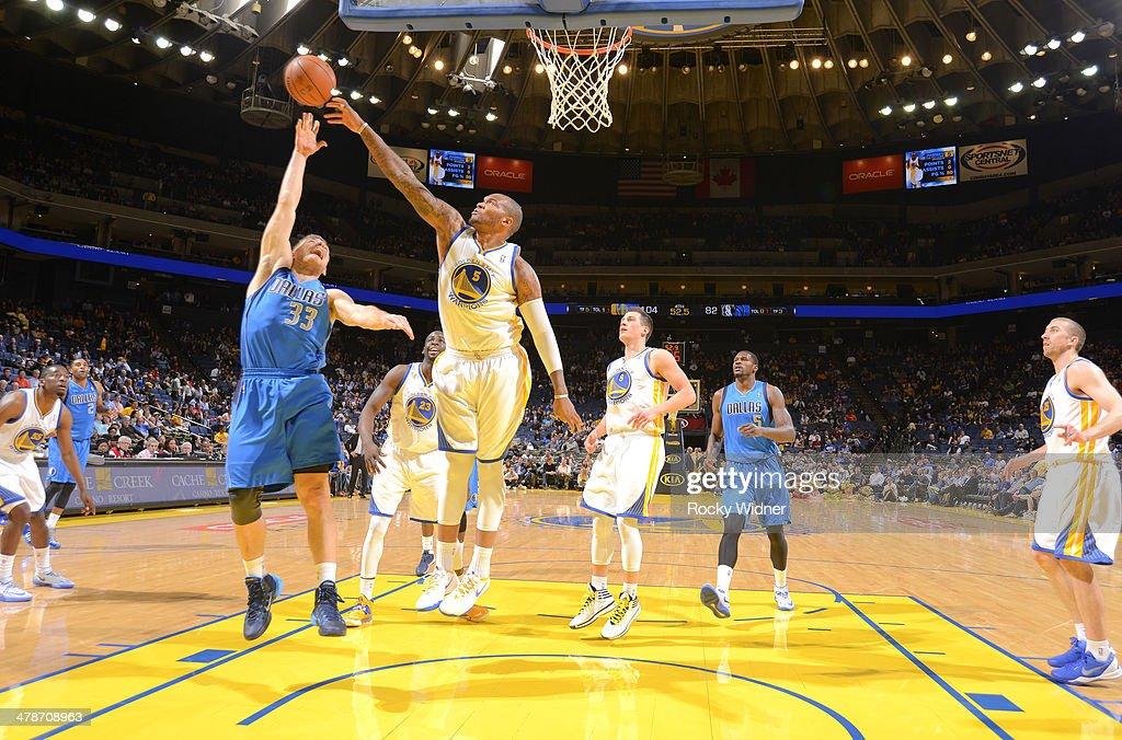 Dallas Mavericks v Golden State Warriors