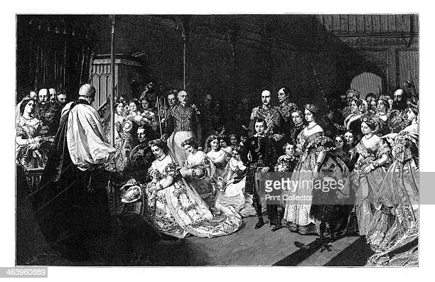 Marriage of the Princess Royal and Emperor Frederick III 25 January 1858 Victoria Princess Royal daughter of Queen Victoria was married at the Chapel...