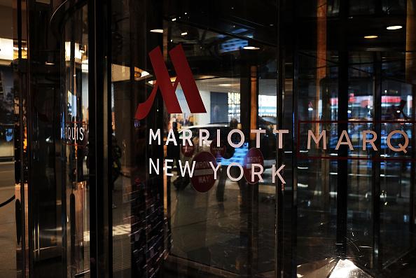 Marriott International Bildbanksfoton Och Bilder Getty