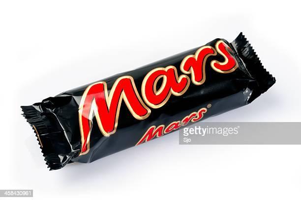 Mars candy bar