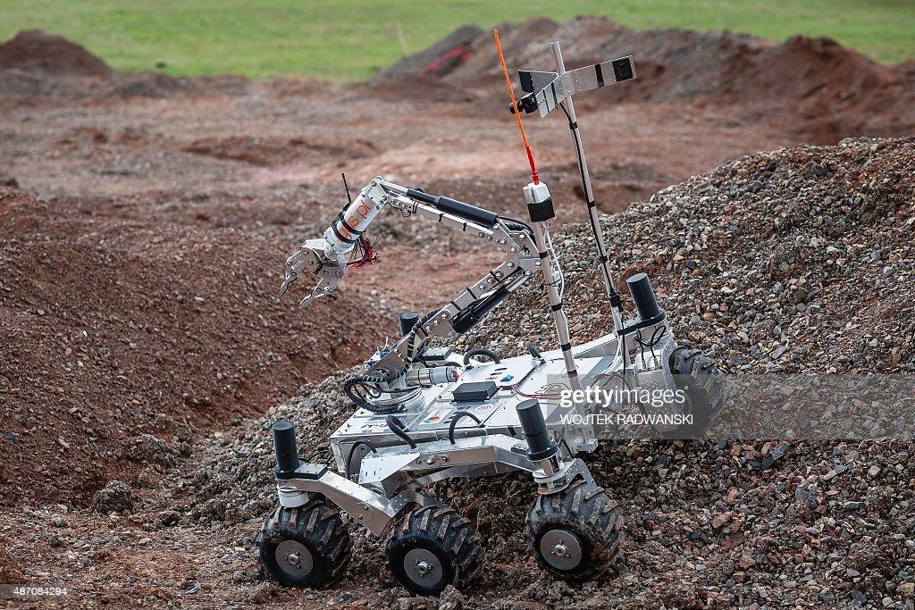 mars rover challenge - photo #9