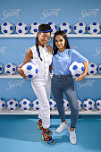 Marsai Martin And Becky G Joined Secret Deodorant In...