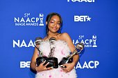51st NAACP Image Awards - Non-Televised Awards Dinner -...