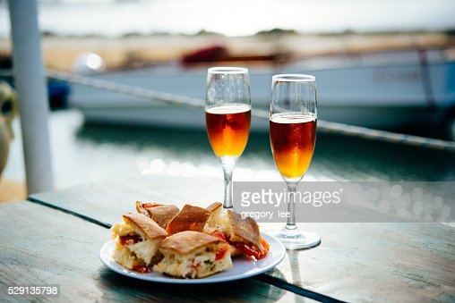 Marsala wine : Stock Photo