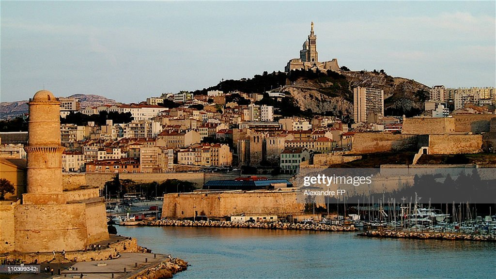 Marseille old harbour