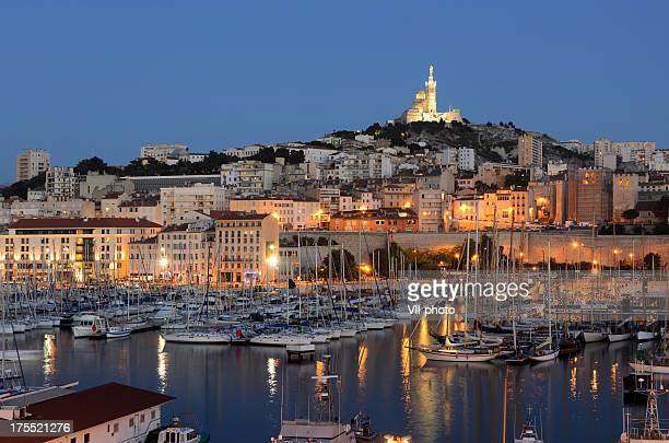 Vieux port marseille photos et images de collection getty images - Mcdo vieux port marseille ...