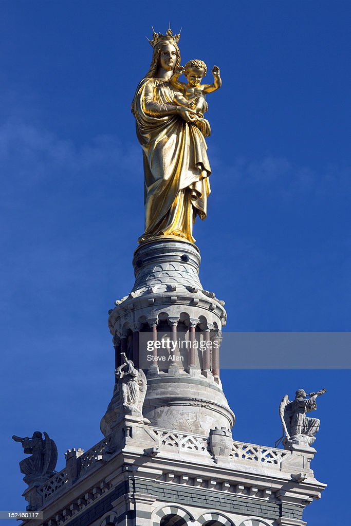 Marseille - South of France : Stock Photo