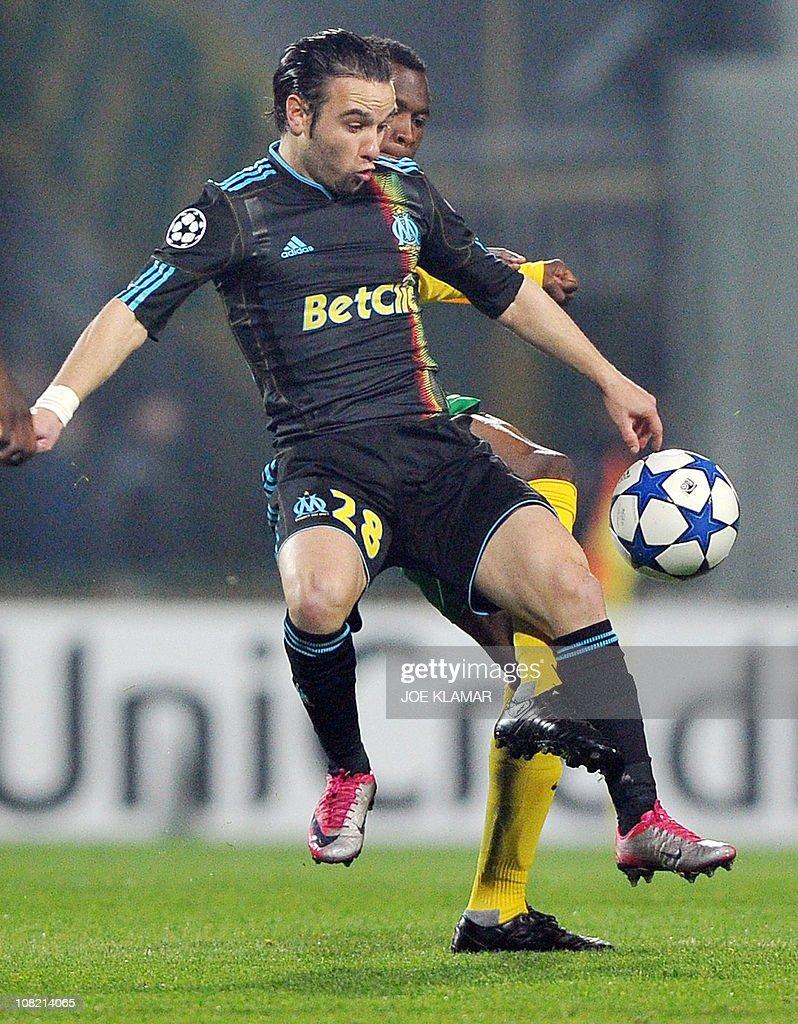MSK Zilina v Marseille UEFA Champions League s and