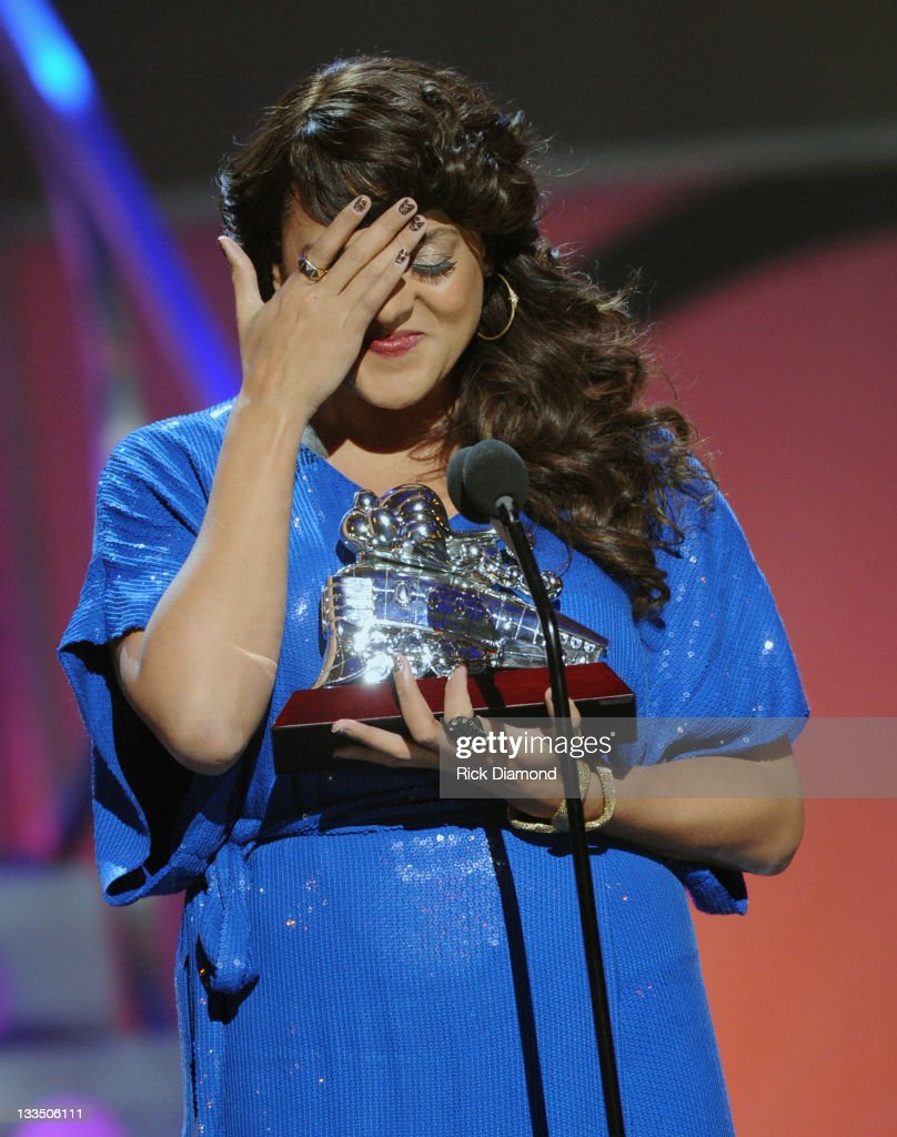 <a gi-track='captionPersonalityLinkClicked' href=/galleries/search?phrase=Marsha+Ambrosius&family=editorial&specificpeople=825480 ng-click='$event.stopPropagation()'>Marsha Ambrosius</a> accepts SoulTrain Ashford & Simpson Songwriter Award at the 2011 Soul Train Awards at The Fox Theatre on November 17, 2011 in Atlanta, Georgia.
