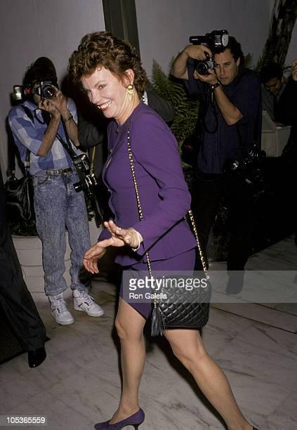 Marsha Mason during 1991 ABC Affiliates Party at Century Plaza Hotel in Century City California United States