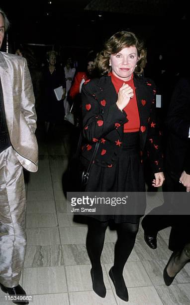 Marsha Mason during ACLU Dinner At Registry Hotel December 2 1989 at Registry Hotel in San Francisco California United States