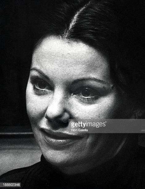 Marsha Mason during Marsha Mason File Photos 1970's United States