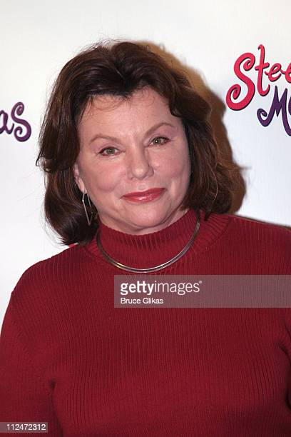 Marsha Mason during Meet the Cast of Broadway's Upcoming 'Steel Magnolias' February 15 2005 at Trattoria Dopo Teatro in New York City New York United...