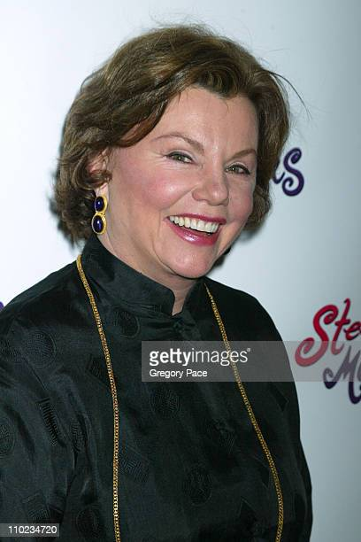 Marsha Mason during 'Steel Magnolias' Opening Night on Broadway After Party at Tavern on the Green in New York City New York United States
