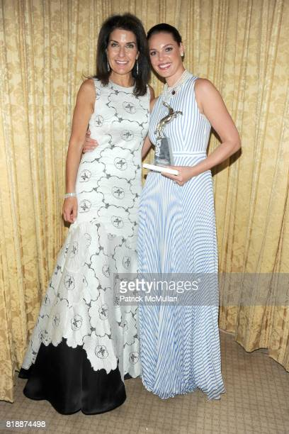 Marsha Perelman and Katherine Heigl attend 13th Annual ASPCA Bergh Ball at The Plaza on April 15 2010 in New York City