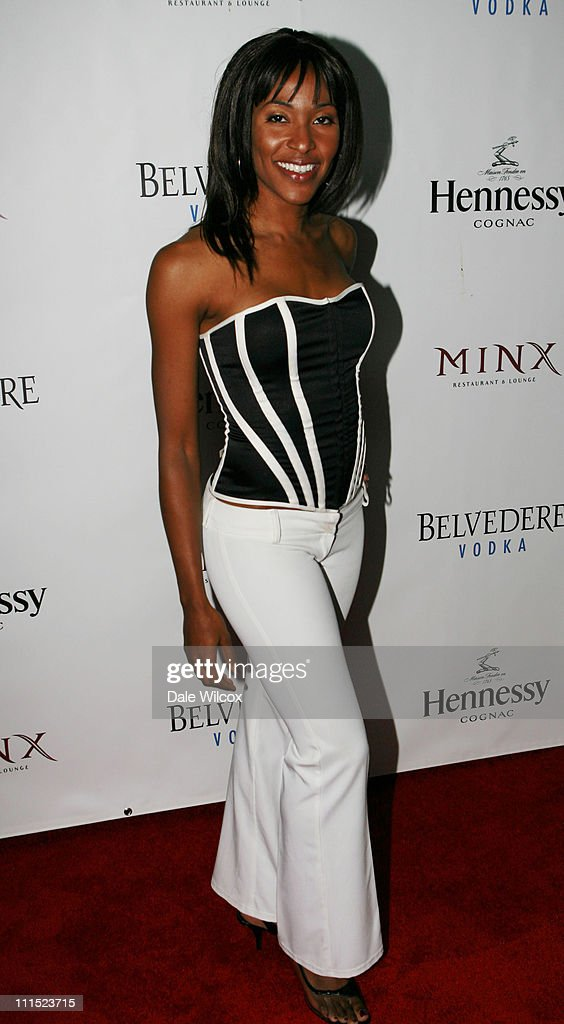 Marsha Pitt during Minx Event in Los Angeles, California, United States.