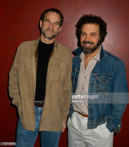 Marshall Herskovitz and Edward Zwick during Harold Lloyd Master Seminar with Edward Zwick and Marshall Herskovitz at Arclight Theatres in Hollywood...