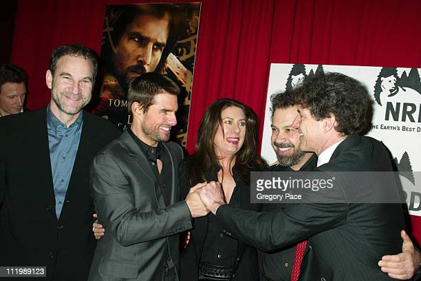 Marshall Herskovitz Tom Cruise Paula Wagner Edward Zwick and Al Horn
