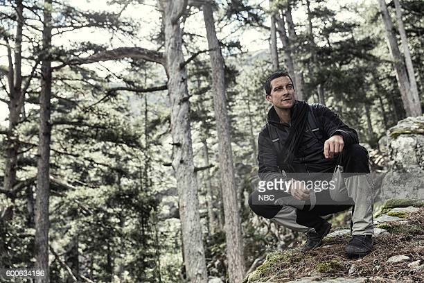GRYLLS 'Marshawn Lynch' Episode 304 Pictured Bear Grylls