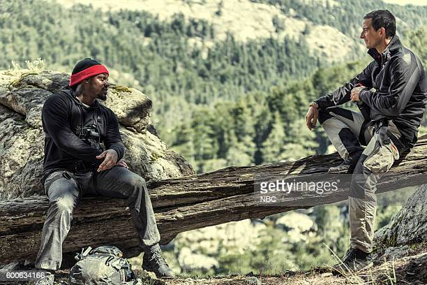 GRYLLS 'Marshawn Lynch' Episode 304 Pictured Marshawn Lynch Bear Grylls