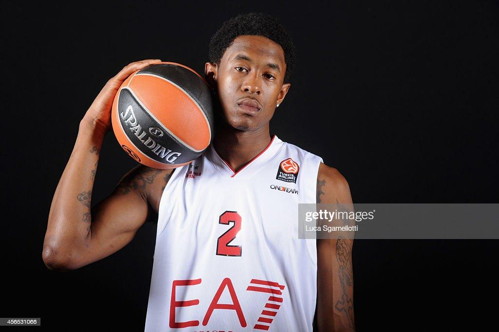 EA7 Emporio Armani Milan 2014/2015 Turkish Airlines Euroleague Basketball Media Day
