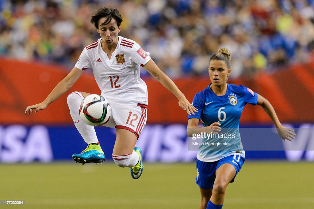 Brazil v Spain: Group E - FIFA Women's World Cup 2015