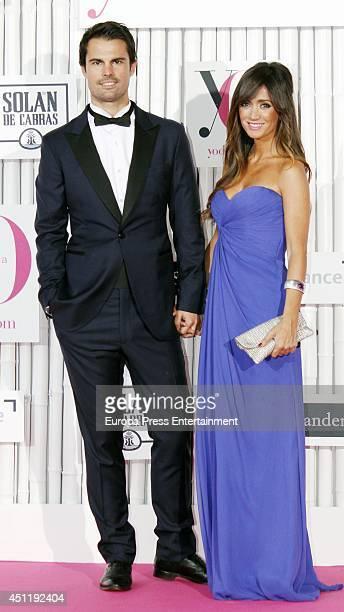 Marta Gonzalez and Curi Gallardo attend 'IX International Yo Dona Awards' on June 24 2014 in Madrid Spain