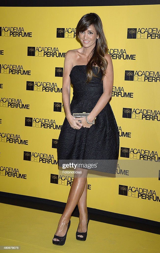 Marta Gonzalez attends the 2014 Perfume Academy awards at Casa de America on March 27, 2014 in Madrid, Spain.