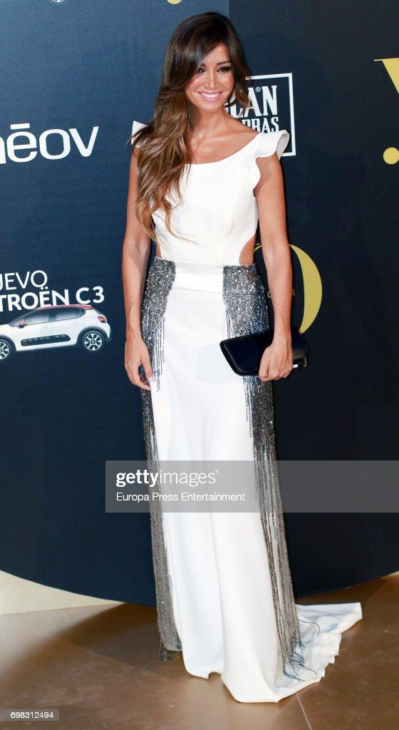 Marta Gonzalez attends the 'Yo Dona' International Awards at the Palacio de los Duques de Pastrana on June 19, 2017 in Madrid, Spain.