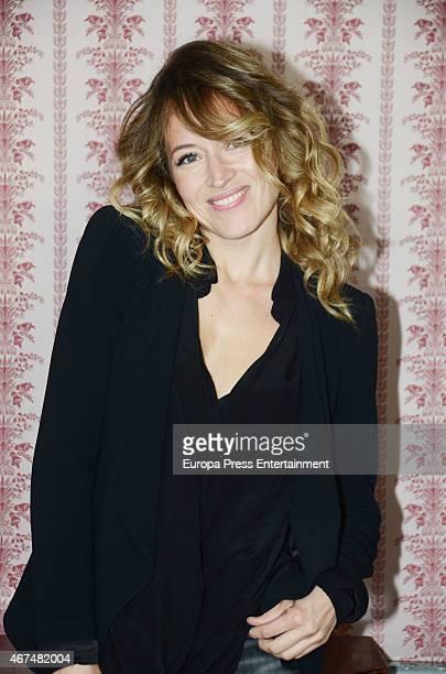 Marta Larralde attends 'Seis Hermanas' premiere during FesTVal Murcia 2015 on March 24 2015 in Murcia Spain