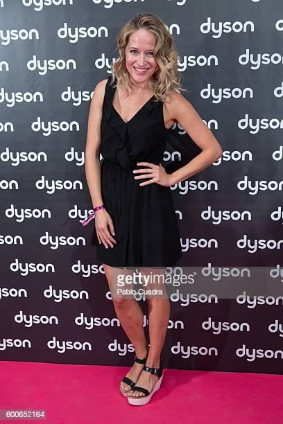 Marta Larralde attends the Dyson Supersonic Hairdryer presentation on September 8 2016 in Madrid Spain