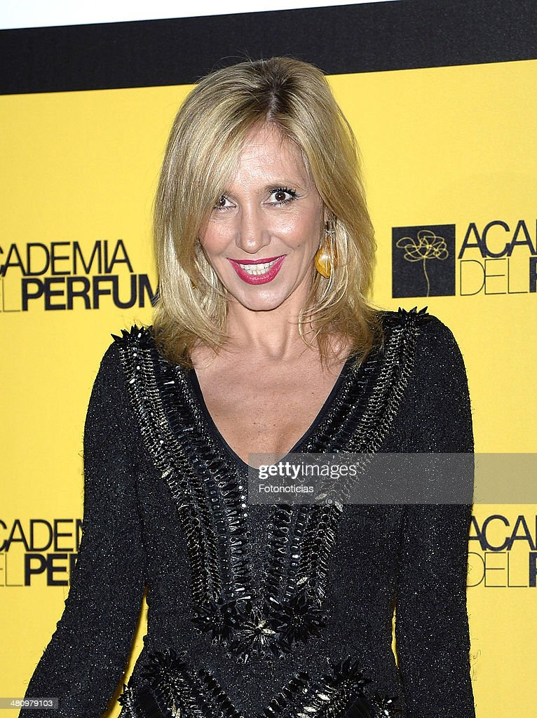 Marta Robles attends the 2014 Perfume Academy awards at Casa de America on March 27, 2014 in Madrid, Spain.