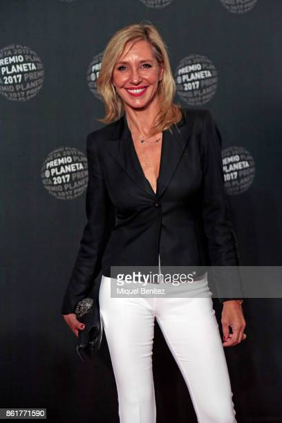 Marta Robles attends the '66th Premio Planeta' Literature Award the most valuable literature award in Spain with 601000 euros for the winner at the...