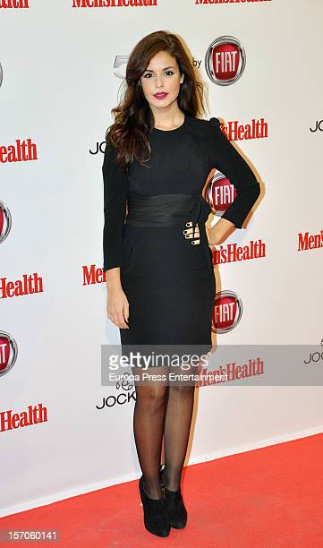 Marta Torne attends Men's Health Awards 2012 photocall at Reina Sofia Museum on November 27 2012 in Madrid Spain