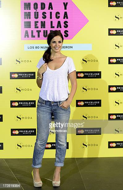 Marta Torne attends SModa Magazine cocktail party at the Urban Hotel on July 2 2013 in Madrid Spain
