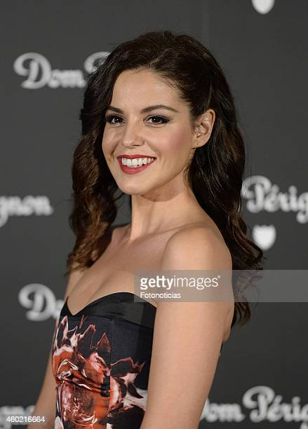 Marta Torne attends the Dom Perignon Party at the Palacio Pinto Duarte on December 9 2014 in Madrid Spain