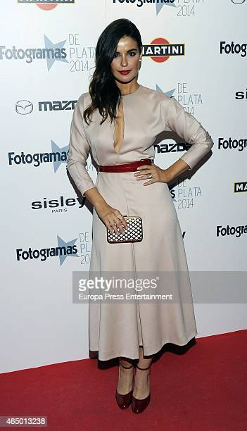 Marta Torne attends the 'Fotogramas Awards' 2015 on March 2 2015 in Madrid Spain