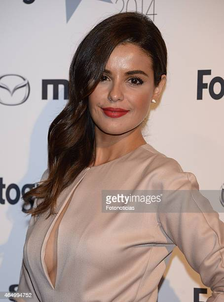 Marta Torne dress by The 2nd Skin Co attends the Fotogramas Awards ceremony at Joy Eslava on March 2 2015 in Madrid Spain