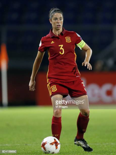 Marta Torrejon of Spain women during the UEFA WEURO 2017 Group D group stage match between England and Spain at the Rat Verlegh stadium on July 23...