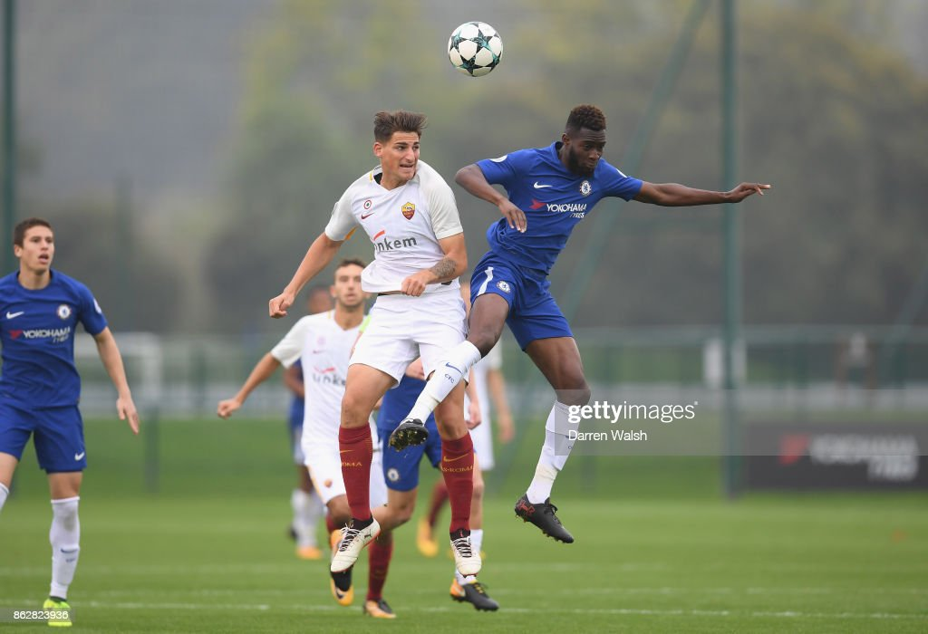 Chelsea FC v AS Roma - UEFA Youth League