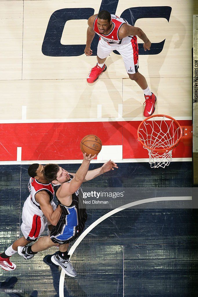 <a gi-track='captionPersonalityLinkClicked' href=/galleries/search?phrase=Martell+Webster&family=editorial&specificpeople=601785 ng-click='$event.stopPropagation()'>Martell Webster</a> #9 of the Washington Wizards drives to the basket against the Washington Wizards at the Verizon Center on January 14, 2013 in Washington, DC.