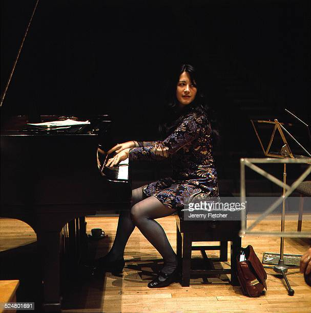 Martha Argerich London United Kingdom 1971