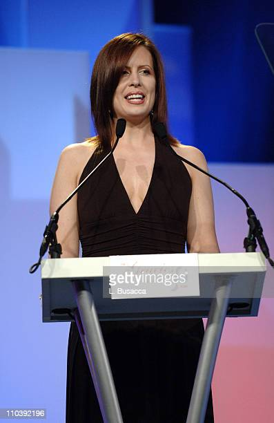 Martha Byrne during American Women in Radio Television 30th Annual Gracie Allen Awards Show at New York Marriot Marquis Hotel in New York City New...