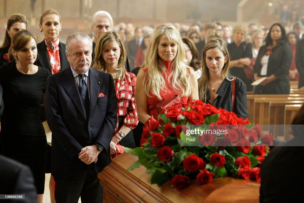 dino de laurentiis funeral