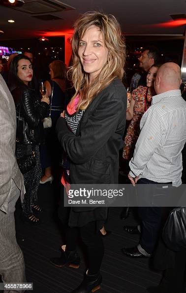 Martha Fiennes attends an after party following the screening and QA of 'Salome and Wilde Salome' at the BFI Southbank on September 21 2014 in London...