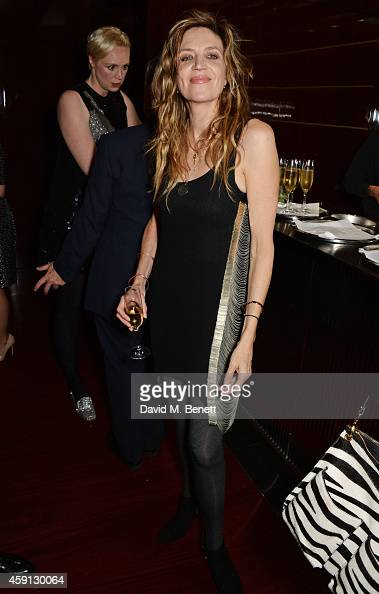 Martha Fiennes attends the Liberatum Cultural Honour for Francis Ford Coppola at The Bulgari Hotel on November 17 2014 in London England